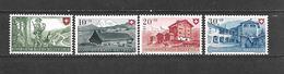 1948 - N. 457/60** (CATALOGO UNIFICATO) - Svizzera