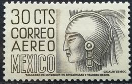 1950 MEXICO MNH King Cuauhtemoc - Mexique