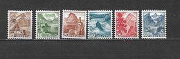 1948 - N. 461/66** (CATALOGO UNIFICATO) - Svizzera