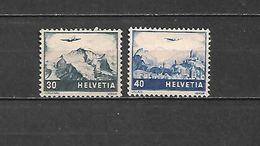 1948 - PA N. 42/43** (CATALOGO UNIFICATO) - Svizzera