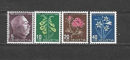 1948 - N. 467/70** (CATALOGO UNIFICATO) - Svizzera