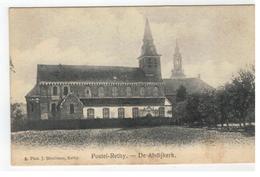 Postel-Rethy.  -  De Abdijkerk. 5,Phot. J.Meulemans,Rethy - Belgique