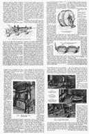 LE TANNAGE DES PEAUX  1916 - Autres