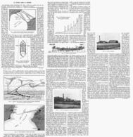 LE TUNNEL SOUS LA MANCHE ( USINE De SANGATTE )  1916 - Picardie - Nord-Pas-de-Calais