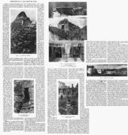 DECOUVERTE De La VILLE Des INCAS ( MATCHU PICCHU )  1916 - Archéologie