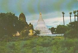 MYANMAR - Pagan - Union Of Burma - Old And New Pagodas - Myanmar (Burma)