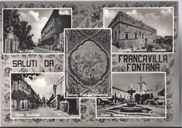 Saluti Da Francavilla Fontana - Brindisi - H4069 - Brindisi