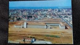 CPM ANGOLA LUANDA VUE PARTIELLE DE L ECOLE INDUSTRIELLE - Angola