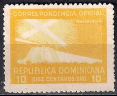 R.  Dominicana 1937 - Colombus Lighthous - Dominicaine (République)