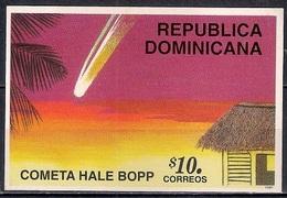 Republica Dominicana 1997 - Hale-Bopp Comet Mint - Dominicaine (République)