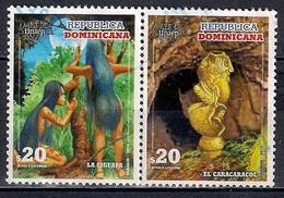 Republica Dominicana 2012 - America UPAEP - Myths And Legends - Dominicaine (République)