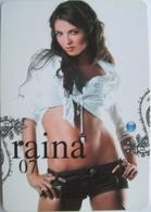 2007 - Raina - Bulgarian  Folk Songstress / Singer - Formato Piccolo : 2001-...