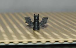 Lego Chauve Souris Noir 1x3 Ref 30103 - Lego Technic