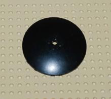 Lego Radar Parabol Space Noir 8x8 Ref 3961 - Lego Technic