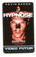 Carte VIDEO FUTUR - N°152 - Film De Cinéma - Hypnose - Frankrijk