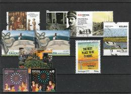 Portugal - Small Lot Of Used Stamps - Vrac (max 999 Timbres)