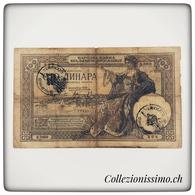 100 Dinari 1929 Occupazione Italiana Del Montenegro .0303 - [ 6] Colonies
