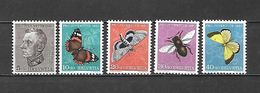 1950 - N. 502/06** (CATALOGO UNIFICATO) - Svizzera