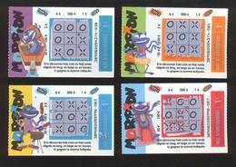 Grattage FDJ - FRANCAISE DES JEUX - Série Complète MORPION 38906 - Tickets Gagnants - Billets De Loterie
