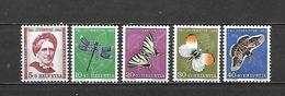 1951 - N. 512/16** (CATALOGO UNIFICATO) - Svizzera