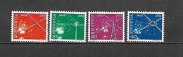 1952 - N. 517/20** (CATALOGO UNIFICATO) - Svizzera