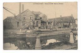 CPA59 COPPENAXFORT Usine De Mrs DURIEZ FRERES - France