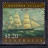 Australia 1998 - Sailing Ships - 1990-99 Elizabeth II