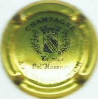 Lejeune Del'Hozanne N°1, Or & Noir - Champagne