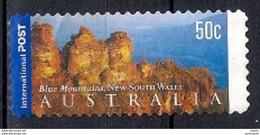Australia 2001 - Tourism - Panoramas Of Australia - 2000-09 Elizabeth II