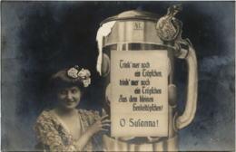 Frau Mit Bier - Frauen