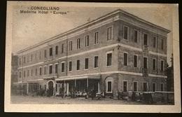 CONEGLIANO HOTEL EUROPA - Italia