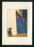Perro. Ed. Emissions Fotogràfiques. Circulada Roses 1996. - Perros