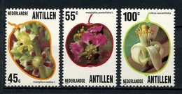 ANTILLES NEERL 1983 N° 684/686 ** Neufs  MNH  Superbes C 5,50 € Flore Fleurs Mangifera Indica Flowers - West Indies