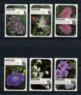 ANTILLES NEERL 1985 N° 756/761 ** Neufs  MNH  Superbes C 8 € Flore Fleurs Calotropis Procera Flowers - West Indies