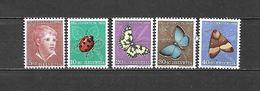1952 - N. 526/30** (CATALOGO UNIFICATO) - Svizzera