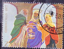 Sambia Zambia - Weihnachten (Mi.Nr.: 192) 1977 - Gest Used Obl - Zambia (1965-...)
