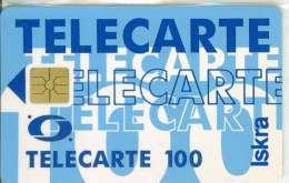 ALGERIE Ref Mvvcards ALG-12 ISKRA MINT NEUVE SANS BLISTER - Algeria
