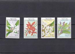Nevis Nº 544 Al 547 - St.Kitts Y Nevis ( 1983-...)
