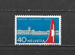 1953 - N. 536** - N. 537/38** (CATALOGO UNIFICATO) - Svizzera