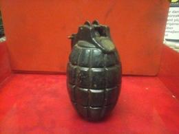 Ww1 Grenade Mills Anglaise Mk1 N°5 - Armes Neutralisées