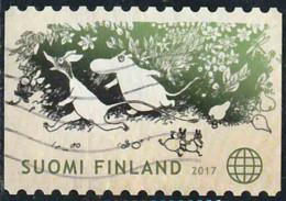 Finlande 2017 Yv. N°2487 - Musée Des Moumines à Tampere - Oblitéré - Finlande