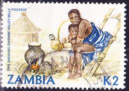 Sambia Zambia - Traditionelles Leben (Mi.Nr.: 263) 1981 - Gest Used Obl - Zambia (1965-...)