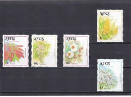 Nevis Nº 500 Al 504 - St.Kitts Y Nevis ( 1983-...)