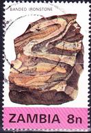 Sambia Zambia - Eisenerz (Mi.Nr.: 268) 1982 - Gest Used Obl - Zambia (1965-...)