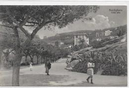 CARD  BORDIGHERA  CITTA' ALTA CAP HOTEL   (IMPERIA)-FP-N -2-   0882-28499 - Imperia