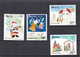 Nevis Nº 100 Al 103 - St.Kitts Y Nevis ( 1983-...)
