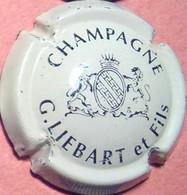 Liebart G. Et Fils N°6, Crème & Noir, Queue Du Lion Fine - Champagne