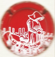 Louvet Yves N°2, Rouge & Blanc, Petites Lettres - Champagne