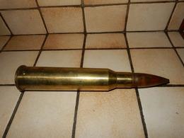 Obus De 25 Mm  Armée Francaise 39/45 - Decorative Weapons