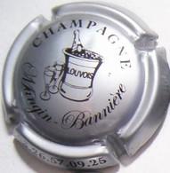Mangin - Bannière N°1, Argent & Noir - Champagne